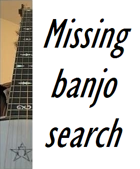 Missing Banjo Search